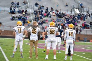 Varsity Football at Unity
