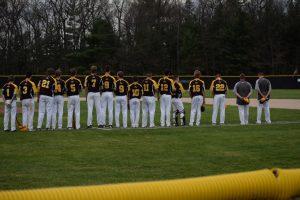 Boys East JV Baseball vs Reeths Puffer 4/25/17