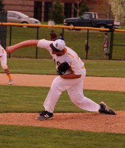ZE Varsity Baseball vs Reeths Puffer