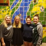 Zeeland East High School/Zeeland West High School Girls Varsity Water Polo beat Grand Haven High School 13-3