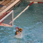 Zeeland East High School/Zeeland West High School Girls Varsity Water Polo falls to East Kentwood High School 8-7