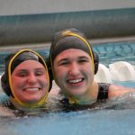 Zeeland East High School/Zeeland West High School Girls Varsity Water Polo beat Grandville High School 10-9