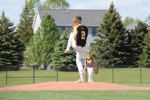 Zeeland East JV Baseball 5/18/17 vs Unity