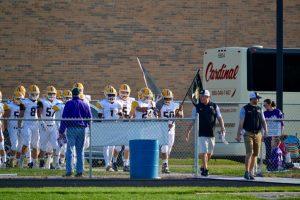 Varsity Football at Swan Valley