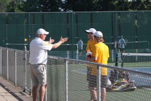 Tennis vs. Grand Haven