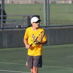 ZE vs. Jenison - Varsity Tennis