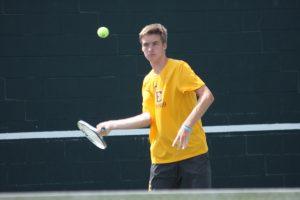 ZE vs. Jenison – Varsity Tennis