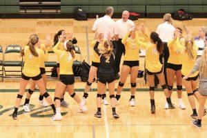 ZE Varsity Volleyball Vs ZW