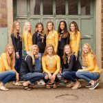 Zeeland East High School Girls Varsity Volleyball beat vs 
