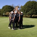Chix Golfers Win Conference Title