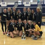 Zeeland East High School Girls Varsity Volleyball beat Mona Shores Invitational 5-2