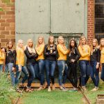 Zeeland East High School Girls Varsity Volleyball falls to vs Byron Center HS 3-2
