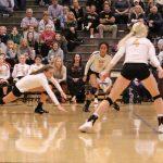 ZE Varsity Volleyball Vs Byron Center