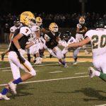 ZE Varsity Football vs ZW Bird Bowl