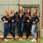 Zeeland East High School Girls Varsity Volleyball beat vs Hamilton HS 3-0