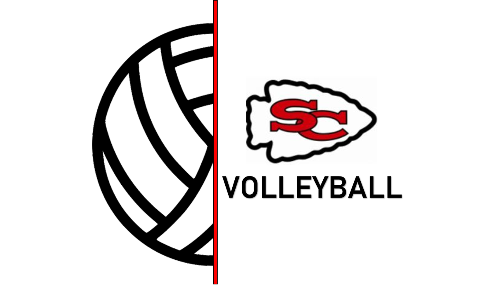 Volleyball Splits Region Games