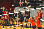 Lady Indians Come Close with White Co.