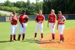With Allie Huff On The Mound, Indians Shuts Out Rabun County
