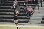 Volleyball beats East Hall; Fall to Lumpkin
