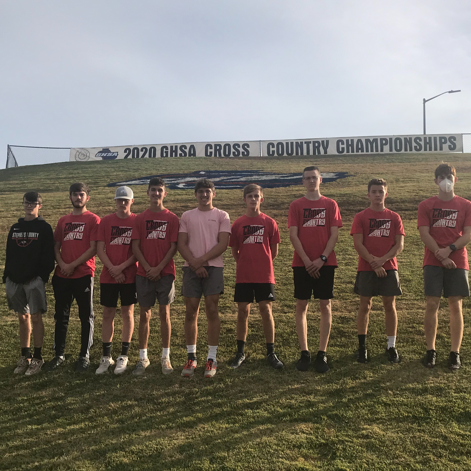 State Cross Country Meet 2020 Boys