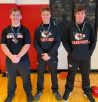 Wrestling has great showing at the Panther Invitational!