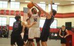 Basketball Picks up Big Win