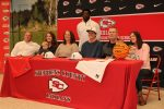 COLWELL SIGNS WITH TOCCOA FALLS