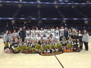 Boys Basketball Enjoys Trip to Cleveland