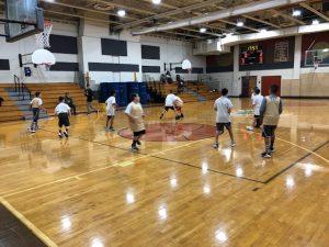 Boys Basketball hosts successful Highlands Aramaic Beast Mode Skills and Drills Programs