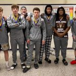 Varsity Wrestling Has Successful Weekend At West Mifflin Tournament