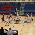 Girls Varsity Basketball beats Leechburg Area 41 – 19