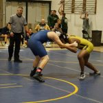 Junior High Wrestling At South Side Tournament Day 1