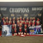 Competitive Cheer Wins Hard Rocking National Competition