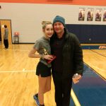 Zoey Celko Advances in Shooting Competition
