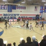 Boys Varsity Basketball beats Mount Pleasant Area Senior 70 – 43
