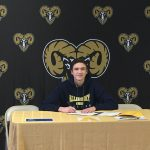Gabe Anthony Signs Letter of Intent to Allegheny College