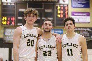 Boys Basketball Senior Night (Photo Credit Chad Callen)