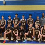 Eighth Grade Boys Basketball Completes Successful Season