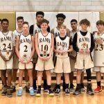 8th Grade Boys Basketball Wins Own Tournament