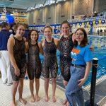 Varsity Swimming Competes At WPIAL Championships
