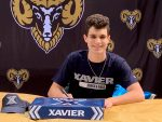 CJ Thimons Signs Letter of Intent to Xavier University, Honors College