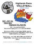 Girls Volleyball Car Wash Fundraiser