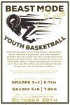 Rams Beast Mode Boys Basketball Program