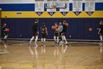 Girls JV Basketball @ Freeport (Photo Courtesy of Kathy Kemp)