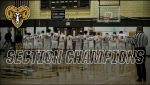 Boys Varsity Basketball Clinches Fourth Straight Section Title