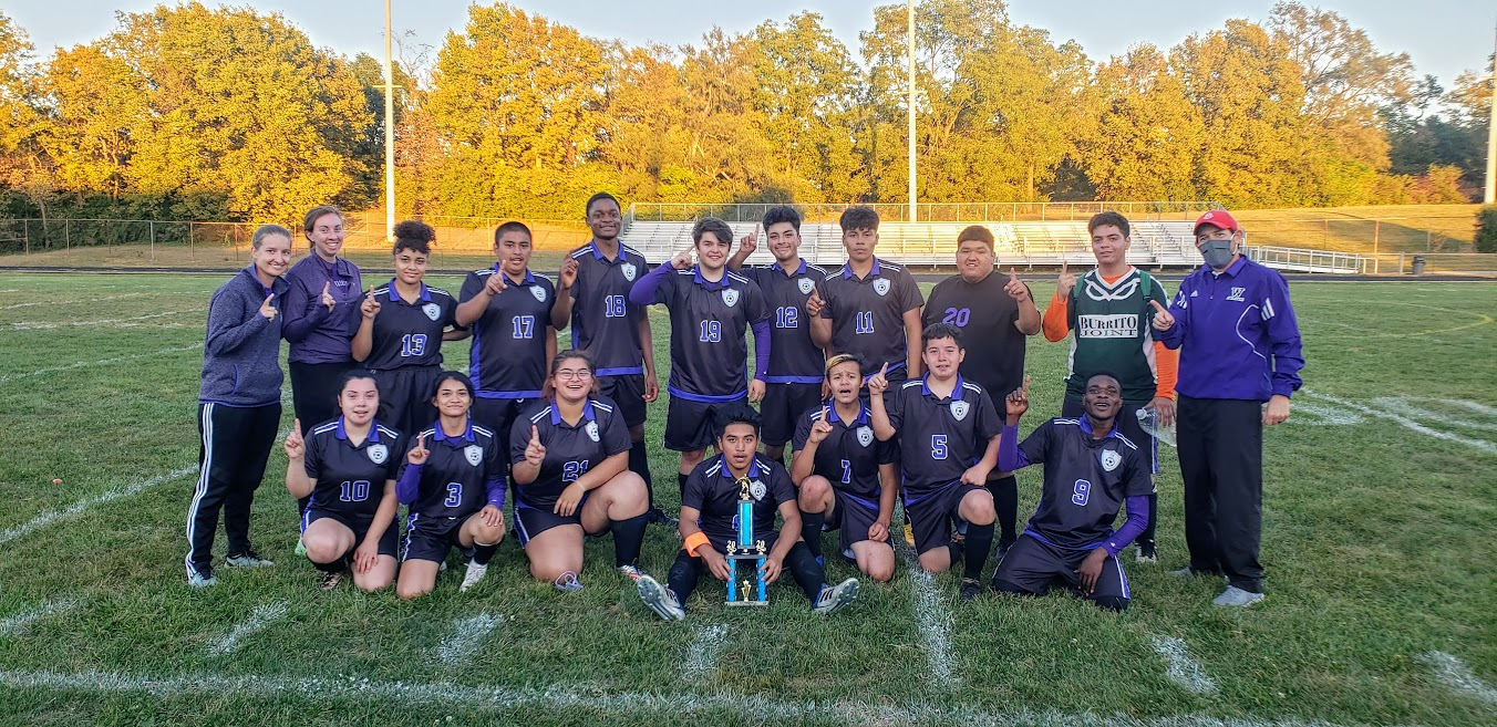 Boys Soccer wins 2nd straight GIAC Championship