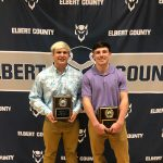 Brady and Noggle Win Award and Scholarship