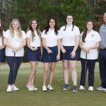 Lady Devil Golf finishes 1st place at Franklin County