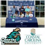 Brown Signs With Coastal Carolina