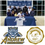 Eavenson Sign With Andrew College